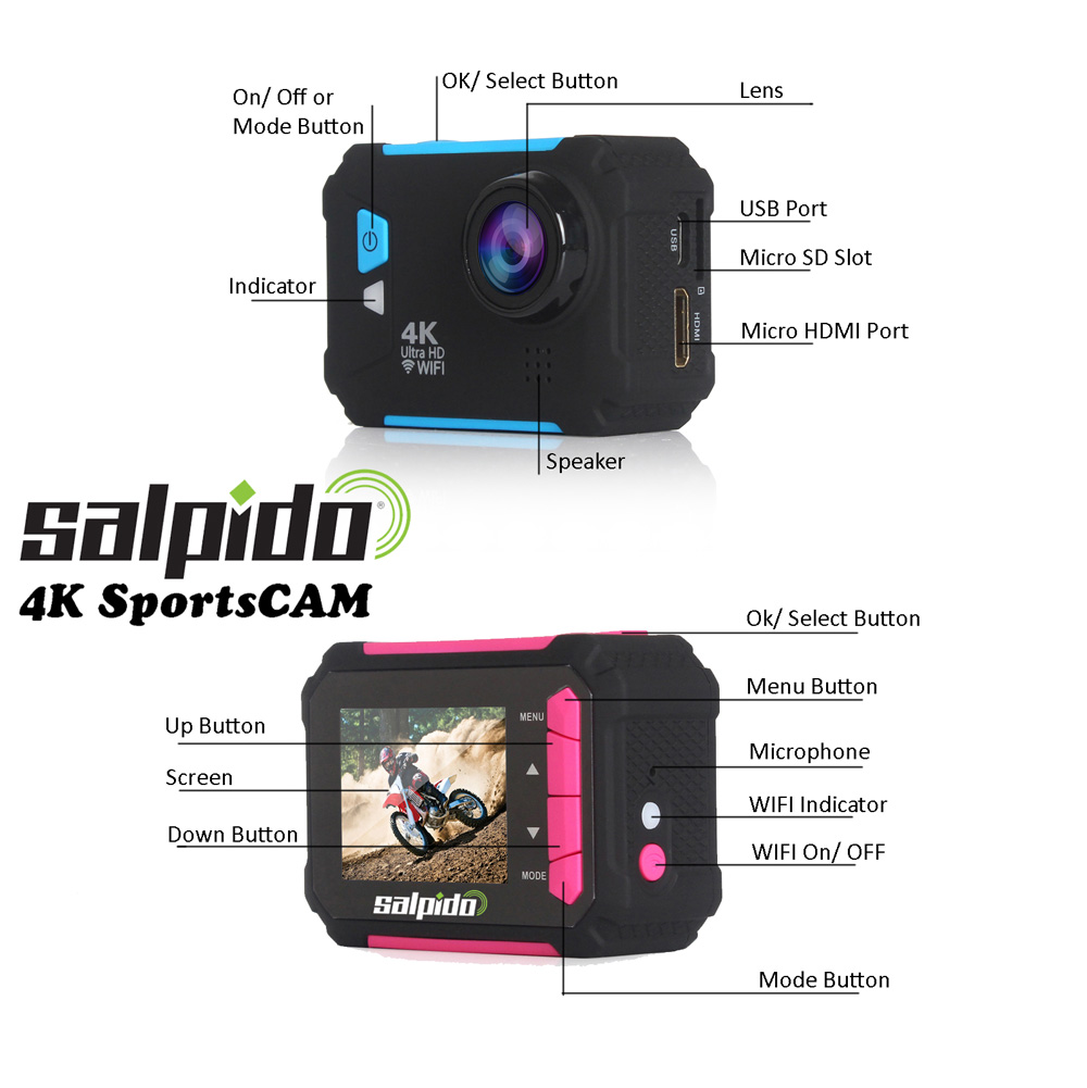 Salpido 4K Sports Diagram