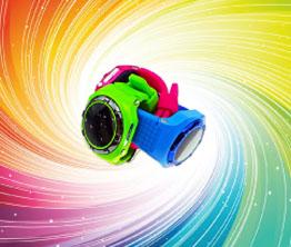 Salpido Traxx GPS Watch